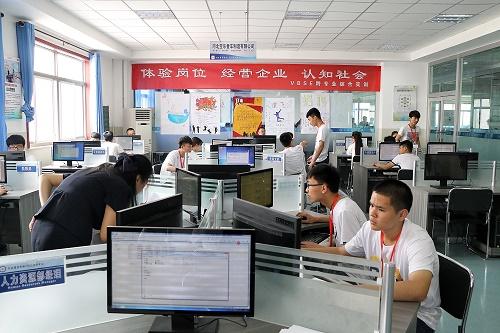 河北商贸学校跨境电子商务专业